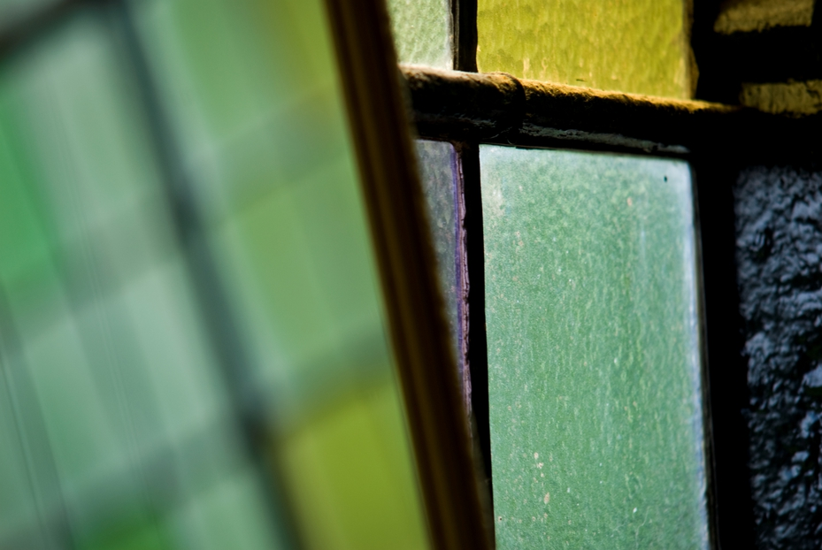 stained glass window tint film options