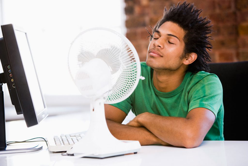 Control-Heat-Gain-with-Office-Window-Tinting