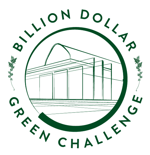 Billion Dollar Green Challenge Logo