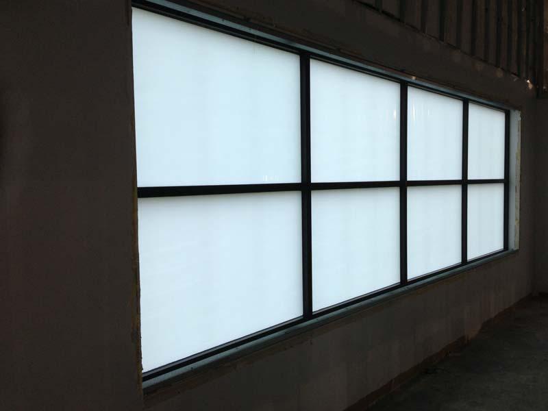 Indoor Window Tinting