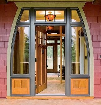 Window film options for home privacy pacific window tinting for Home front door tint